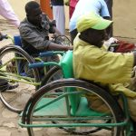 persons with disabilities get senate support