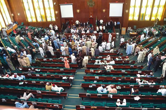 House of reps row over PIB and Electoral Bill