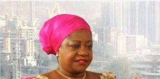 Onochie is snubbed by senate 7 weeks after nomination to INEC