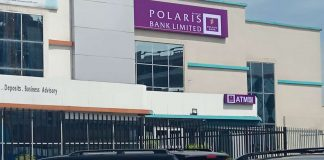 $300m looted fund and Polaris bank