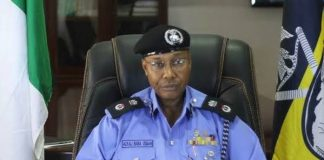 IGP Alkali on police personnel