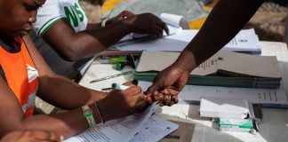 organizations petition for Electronic Transmission of Votes/Results