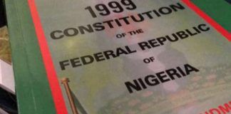 Petition to Amend Nigeria's 1999 Constitution to provide for a Referendum